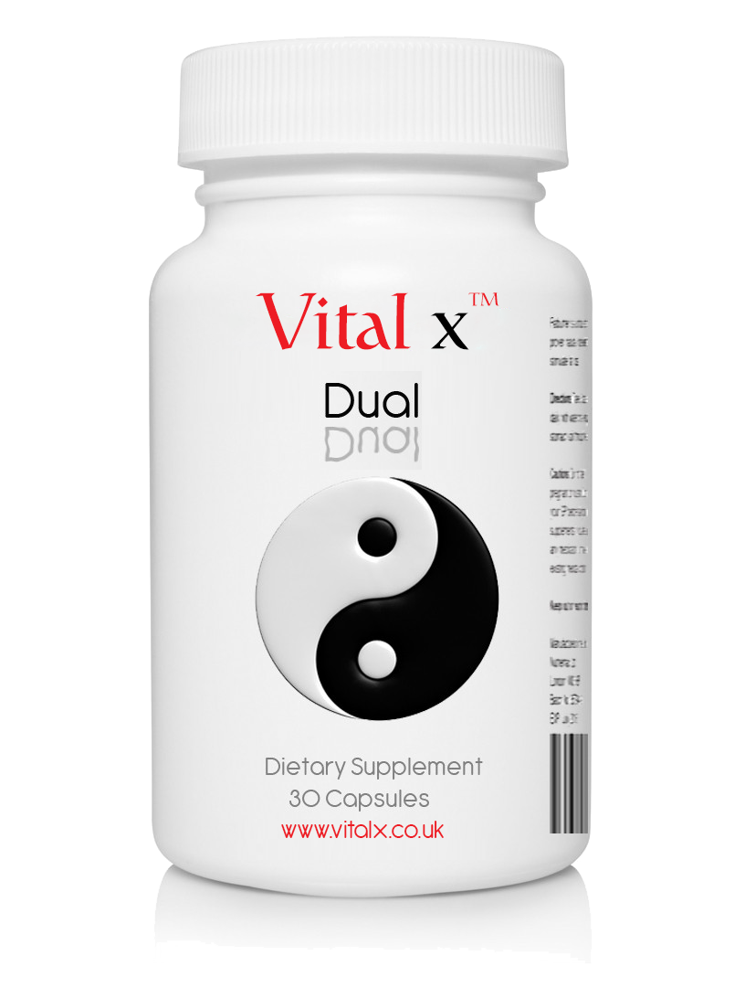 New Vitalx Dual