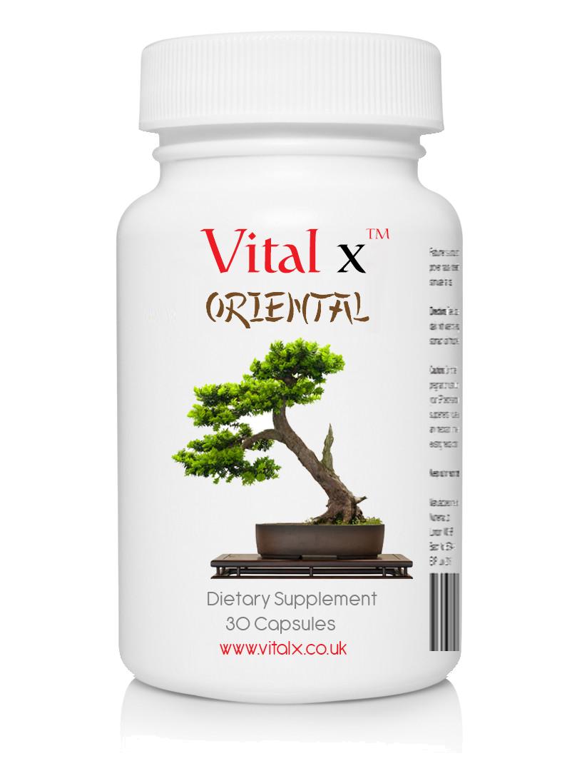 New Vitalx oriental